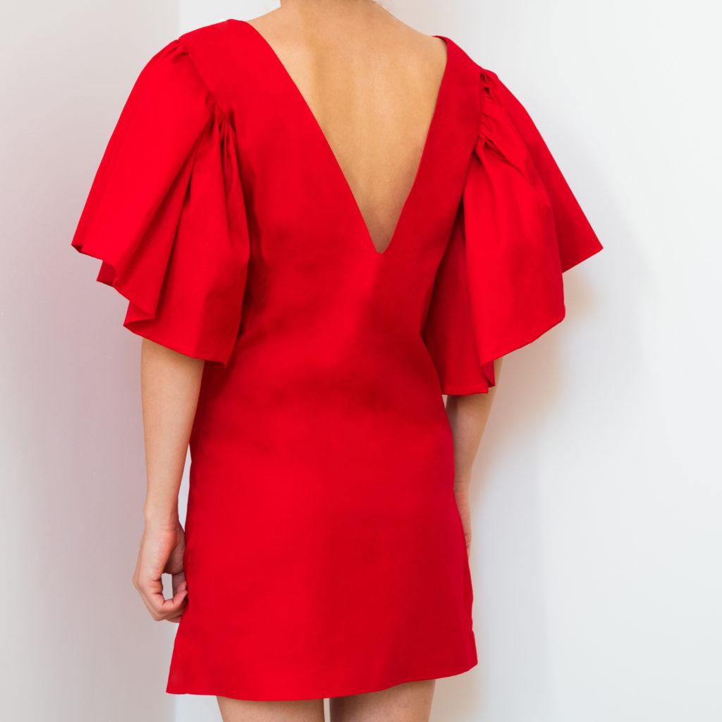 rochie-rosie-scurta