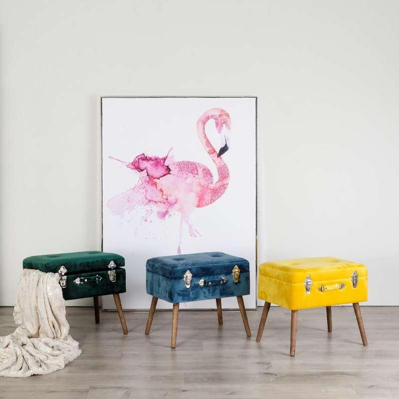 obiecte-decor-vintage-taburet-valiza-depozitare-vanzare-online