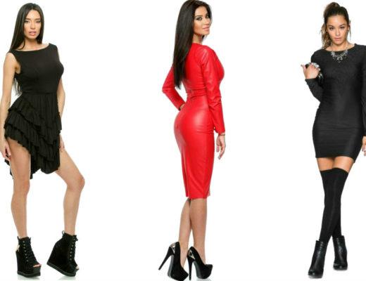 Rochii de club! Modele variate de rochii de club online!