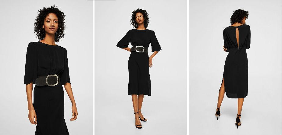 Rochii negre! Modele de rochii negre lungi si scurte online!