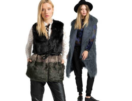 Veste de blana de dama! Modele variate de veste de blana de dama online!