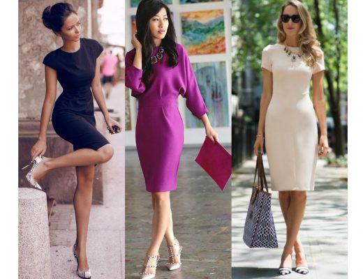 Rochii office! Modele variate de rochii office elegante si moderne online!