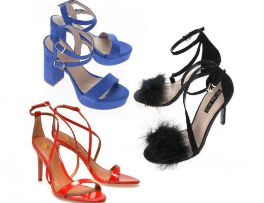 Pantofi si sandale elegante de seara online