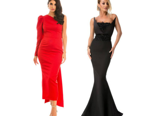 Rochii de seara lungi! Modele variate de rochii de seara lungi online!