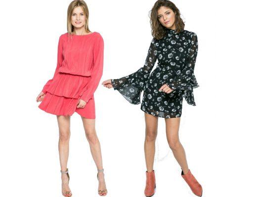 Rochii de toamna elegante! Modele variate de rochii de toamna online!