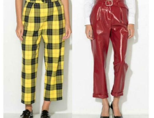 Pantaloni dama eleganti! Modele de pantaloni de dama eleganti online!