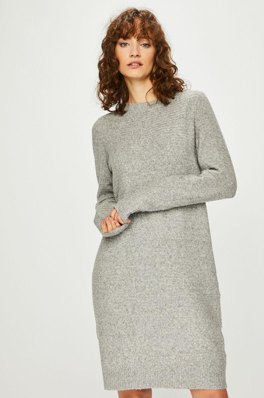 Rochii tricotate! Modele variate de rochii pulover tricotate online!