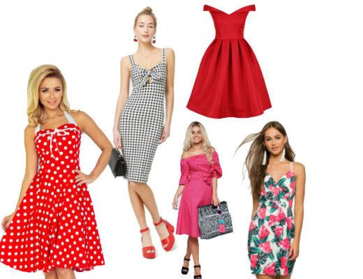 Rochii de inspiratie vintage si retro online! Modele de rochii de inspiratie vintage si retro!