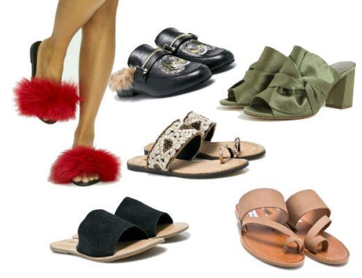 Papuci si saboti dama online! Modele variate de papuci si saboti de dama!