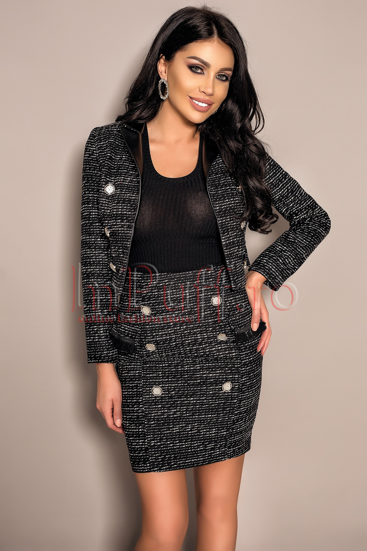 Compleuri dama! Modele de compleuri de dama cu fusta si pantalon online!