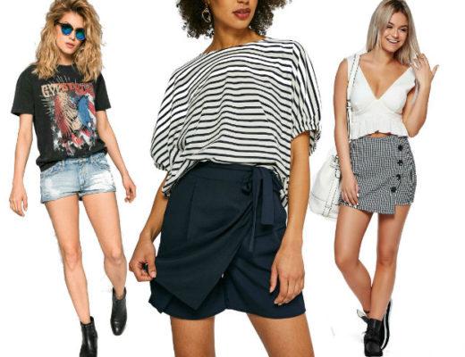 Pantaloni scurti dama! Modele variate de pantaloni scurti de dama!