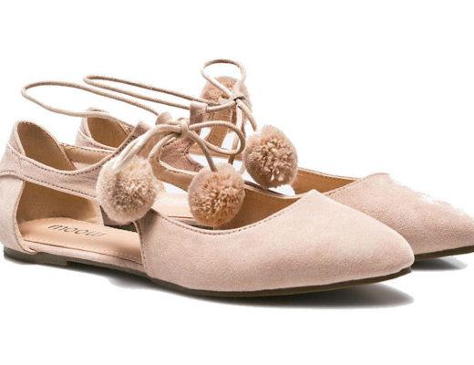 Balerini dama! Modele de baletini de dama online!