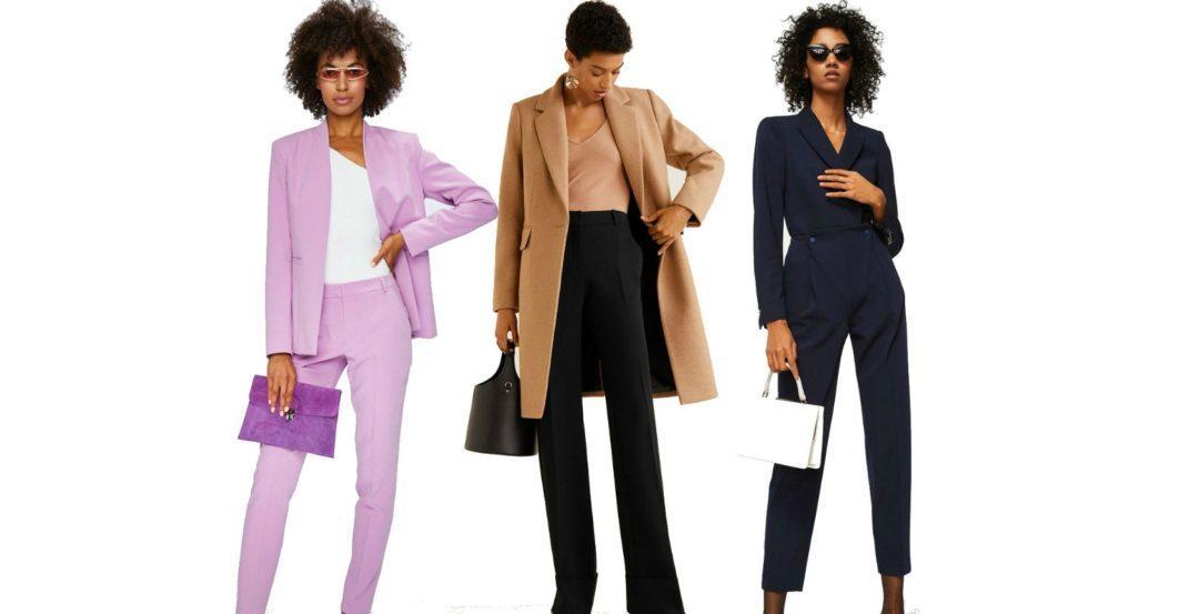 Pantaloni office dama! Modele de pantaloni office de dama online!