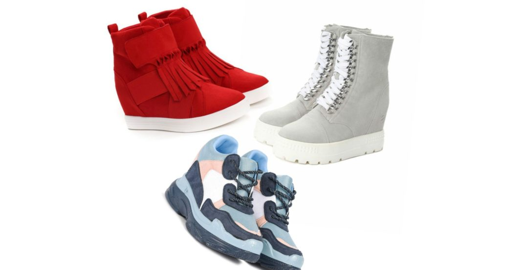 Sneakers dama 2018! Modele variate de sneakers de dama online!
