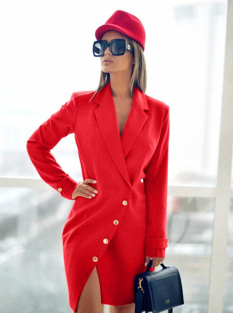 Sarafane elegante! Modele variate de sarafane elegante de dama online!