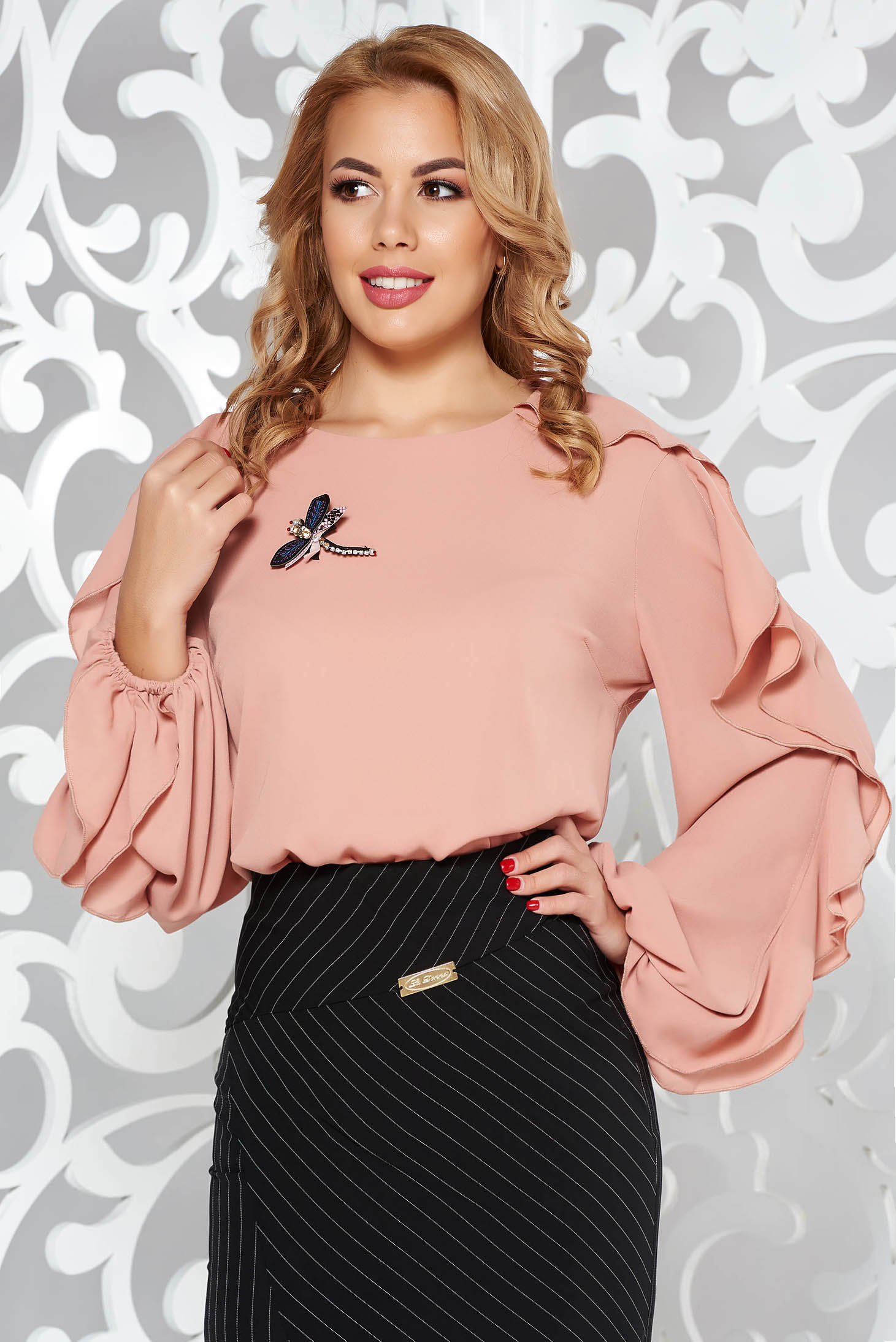 Bluze elegante dama! Modele de bluze elegante de dama online!
